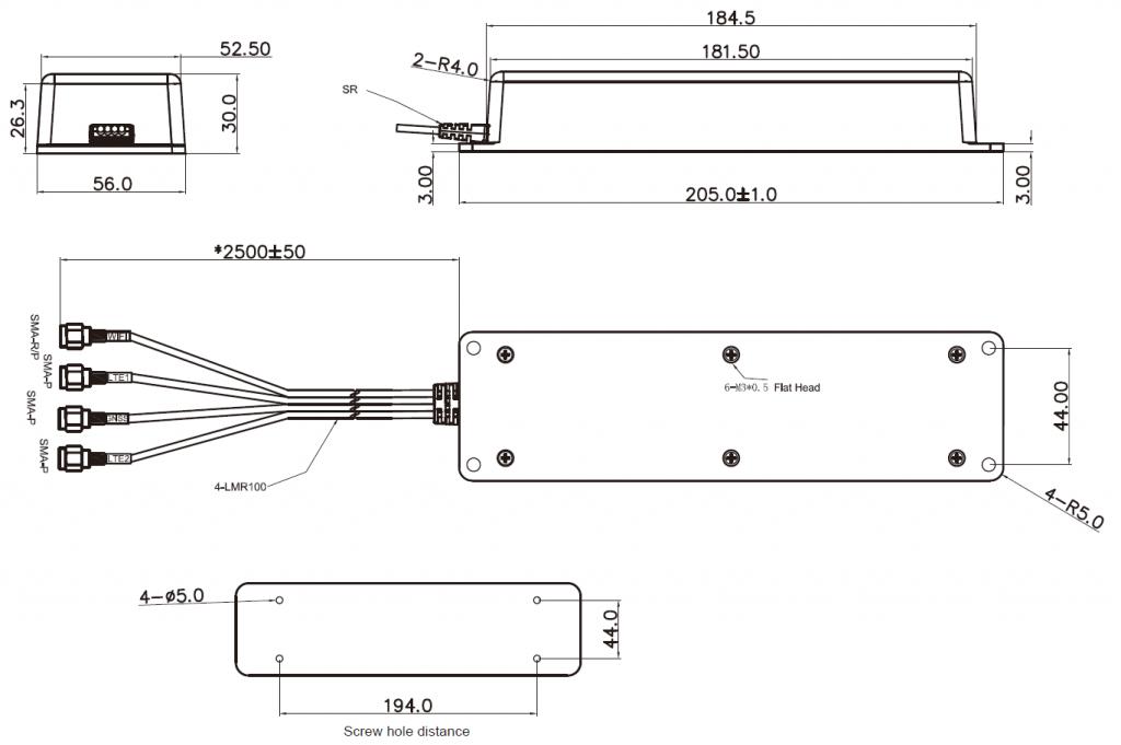 iAN261-L2GW_Drawing