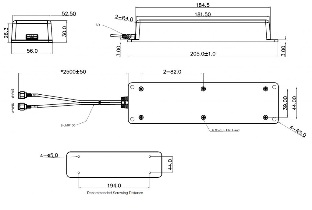 iAN261-L2ZZ_Drawing